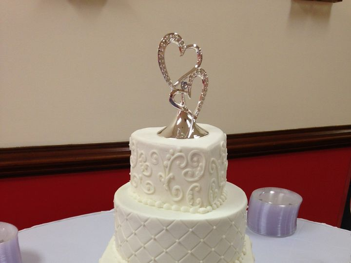 Tmx 1418780519051 Jennifer 6 7 14 Chester wedding cake