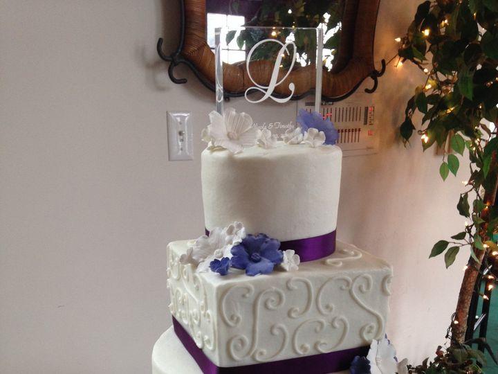 Tmx 1418780538836 Nicole  Tim 3 29 14 Chester wedding cake