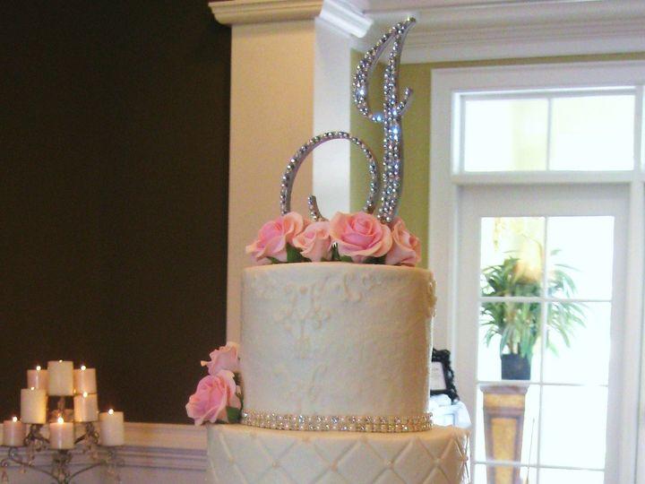 Tmx 1418780575410 Kathleen  Chad 6 22 13 Chester wedding cake