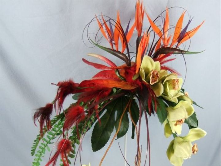 Tmx 1318536406109 Birdofparadisedendrobiumcascasde Oxford wedding florist