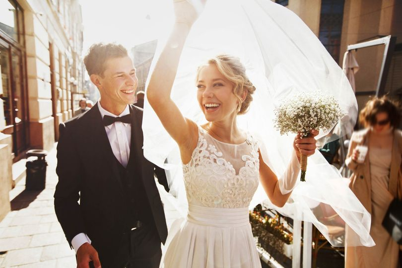 caucasian happy romantic young couple celebrating their marriage 51 1893999 158562558213512