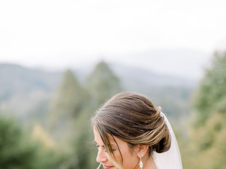 Tmx Ks Kayley With Mountain Backdrop 51 993999 157945662699761 Marshall, NC wedding venue