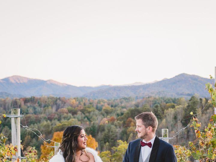 Tmx November Couple Vineyard Mountains 2 51 993999 157945690162389 Marshall, NC wedding venue