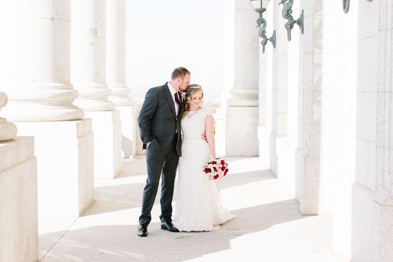 Utah State Capital Bridals