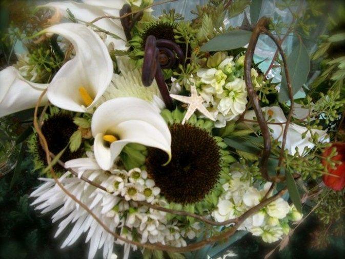 brunswick town florist wedding flowers north carolina wilmington