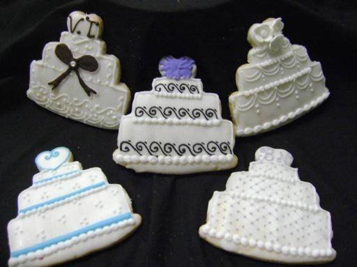 WeddingCookiesAsstcakes