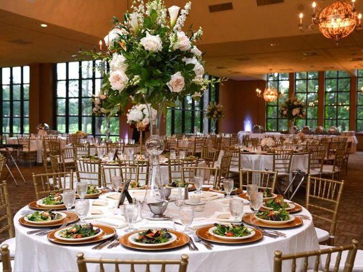 Tmx Gorgeous Dining Setup 51 15999 Houston, TX wedding venue