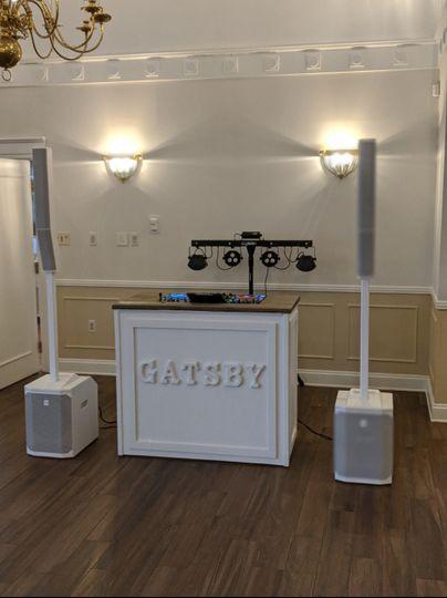 Gatsby Booth
