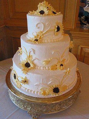 Tmx 1258946919247 Yellow016 Blythewood, SC wedding cake