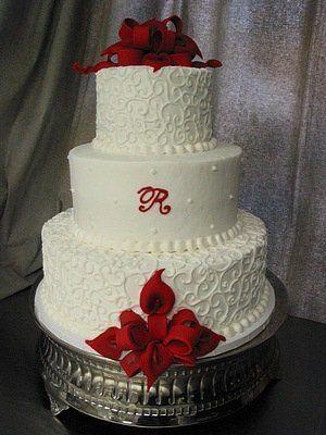 Tmx 1288053811953 Red022 Blythewood, SC wedding cake