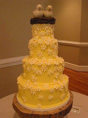 Tmx 1288053826484 Yellow020 Blythewood, SC wedding cake