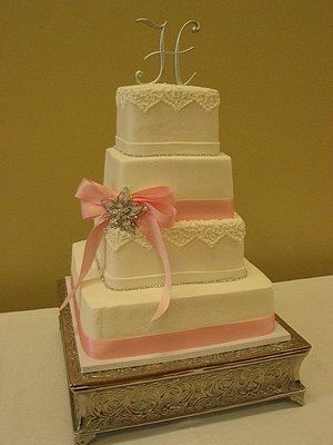 Tmx 1340680031389 Pink046A Blythewood, SC wedding cake