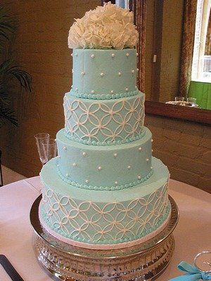 Tmx 1346946605361 Aqua006 Blythewood, SC wedding cake