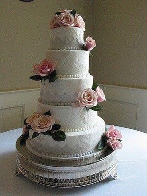 Tmx 1407813933107 Pink 051 Blythewood, SC wedding cake