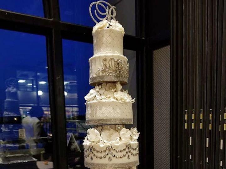 Tmx Crystal And White Wedding Cake 1 Vintagebakery Com 803 386 8806 51 45999 159430916915654 Blythewood, SC wedding cake