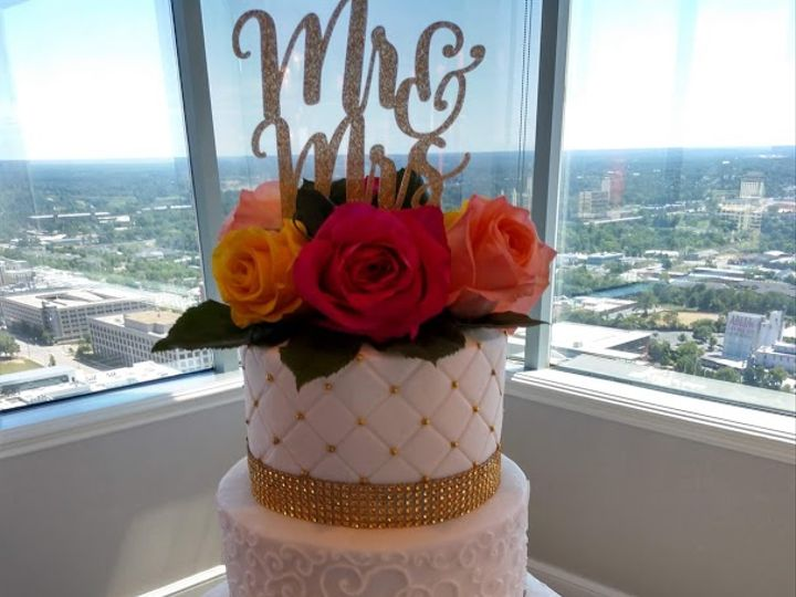 Tmx Golden Entwined Hearts Wedding Cake 4 Vintagebakery Com 803 386 8806 51 45999 159430850170057 Blythewood, SC wedding cake