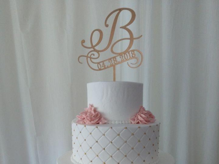 Tmx Img 20180428 130133247 51 45999 159430819872875 Blythewood, SC wedding cake