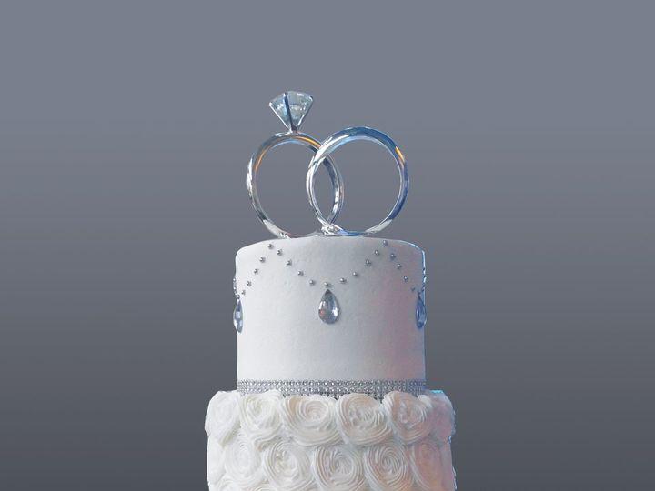 Tmx Jeweled Wedding Cake Vintage Bakery Edited Mm 51 45999 159430727876304 Blythewood, SC wedding cake