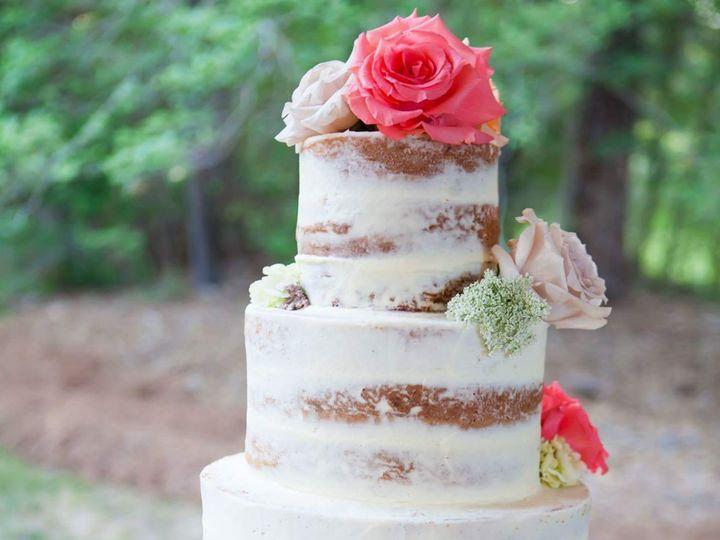 Tmx Naked Coral Rose Wedding Cake Vintagebakery Com 803 386 8806 1 51 45999 159430825755110 Blythewood, SC wedding cake