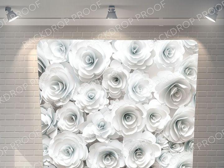 Tmx Pillow 3dwhiteflowers G Copy L 51 1045999 1567610141 Drums, PA wedding dj