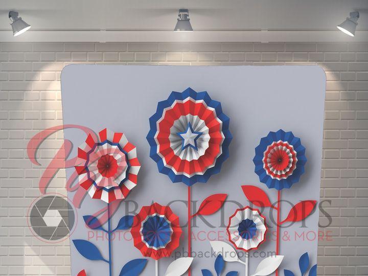 Tmx Pillow Patrioticpaperflowers Pb 92787 1555965521 51 1045999 1567610138 Drums, PA wedding dj