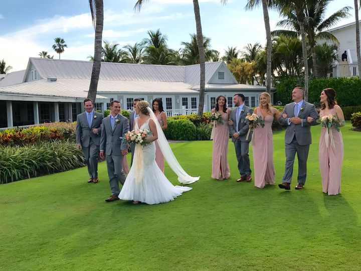 Marcu / Pajestka Wedding Capitva, FL location: South Seas Island Resort Captiva