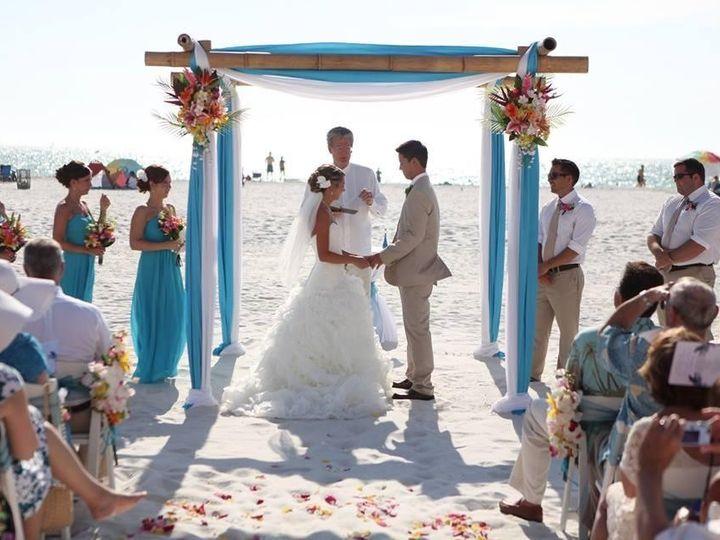 Tmx 1482871275633 Flowers Wedding 3 Clearwater Beach, FL wedding planner