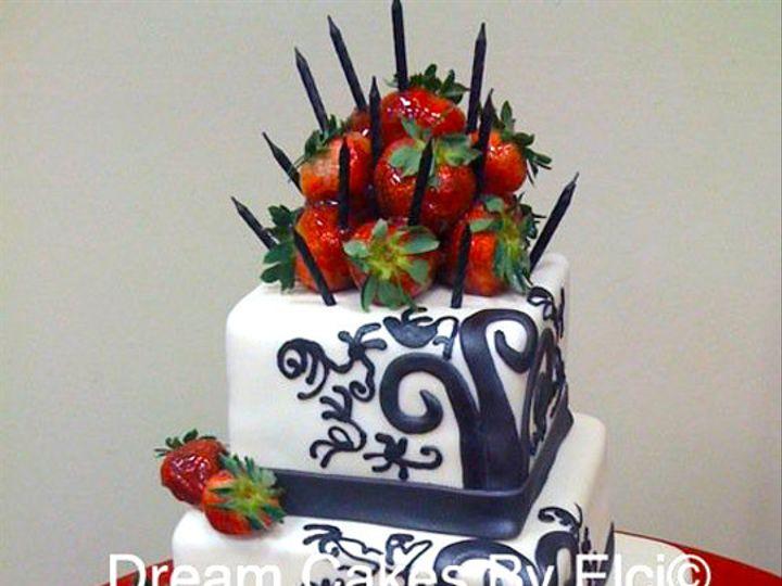Tmx 1437131007335 1899181686133165216261000011887757123470812886979n South Dartmouth wedding cake
