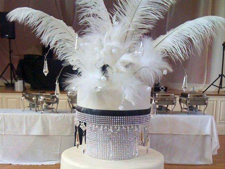 Tmx 1437131023156 4222734019428598553361338577923n South Dartmouth wedding cake