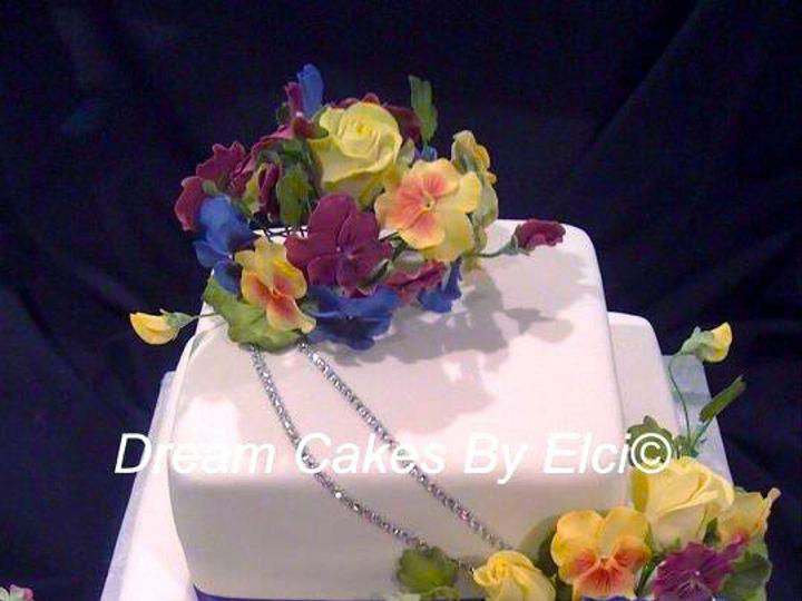 Tmx 1437131358802 64597320597434656546265533165n South Dartmouth wedding cake