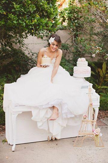 bride piano
