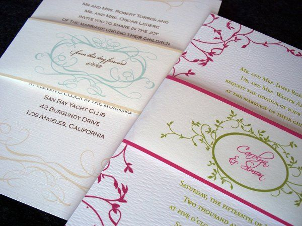 Tmx 1233945550937 Banded1 Oakville wedding invitation