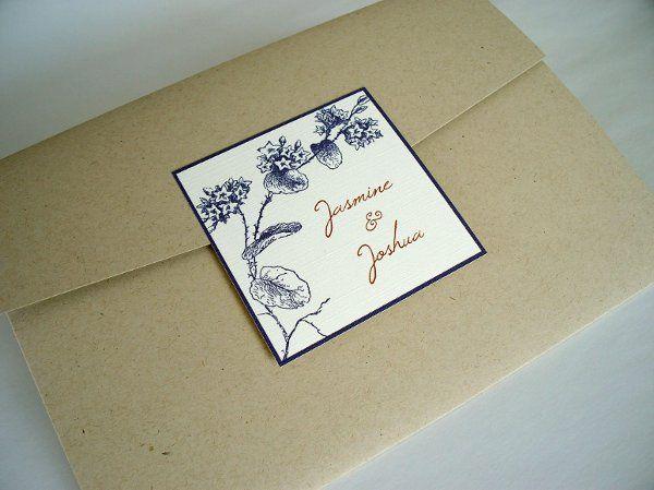 Tmx 1233945552937 Botanical1 Oakville wedding invitation