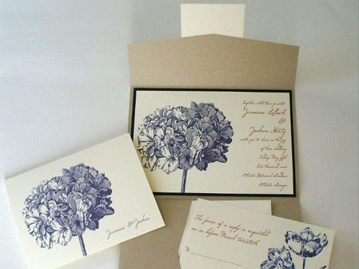 Tmx 1233945556203 Botanical6 Oakville wedding invitation