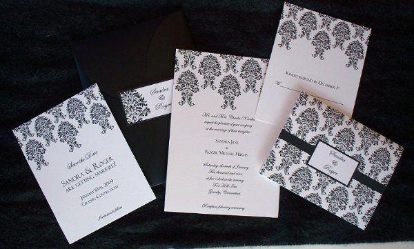 Tmx 1233945562890 Damtop2 Oakville wedding invitation
