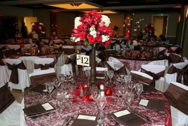 Tmx 1344015033991 PalisadesRedBrown1 Culver City, CA wedding venue