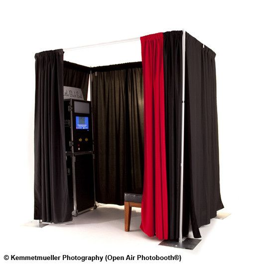 open air photobooth by k