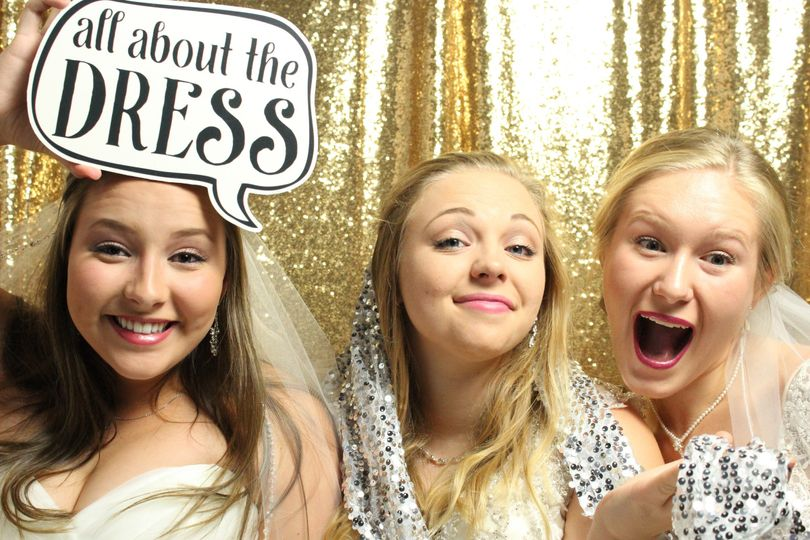 Photo booth pictures