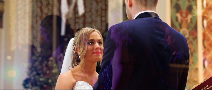 A still from wedding ceremony