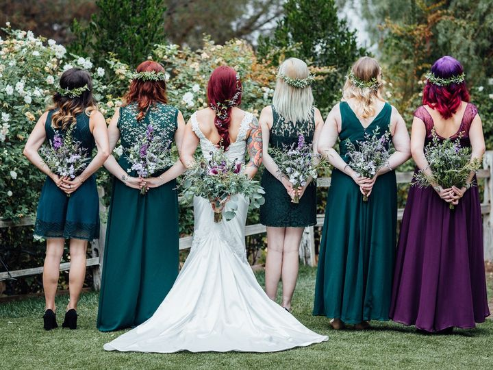Tmx 1490250108976 Ostaraphotographythevinyardssimivalleymikekarissa4 Woodland Hills, CA wedding florist