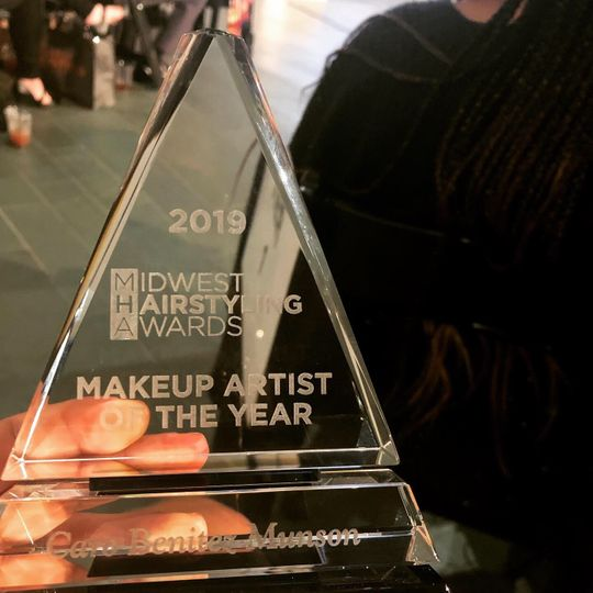 MUA of the year 2019