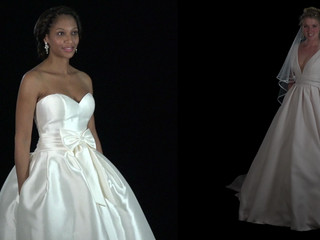 a4c3db3c1f695 Ashley and Alexandria's Bridal Salon - Dress & Attire - Southfield ...