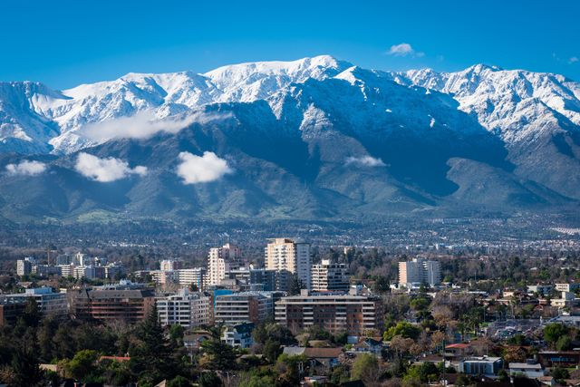 andes mountain