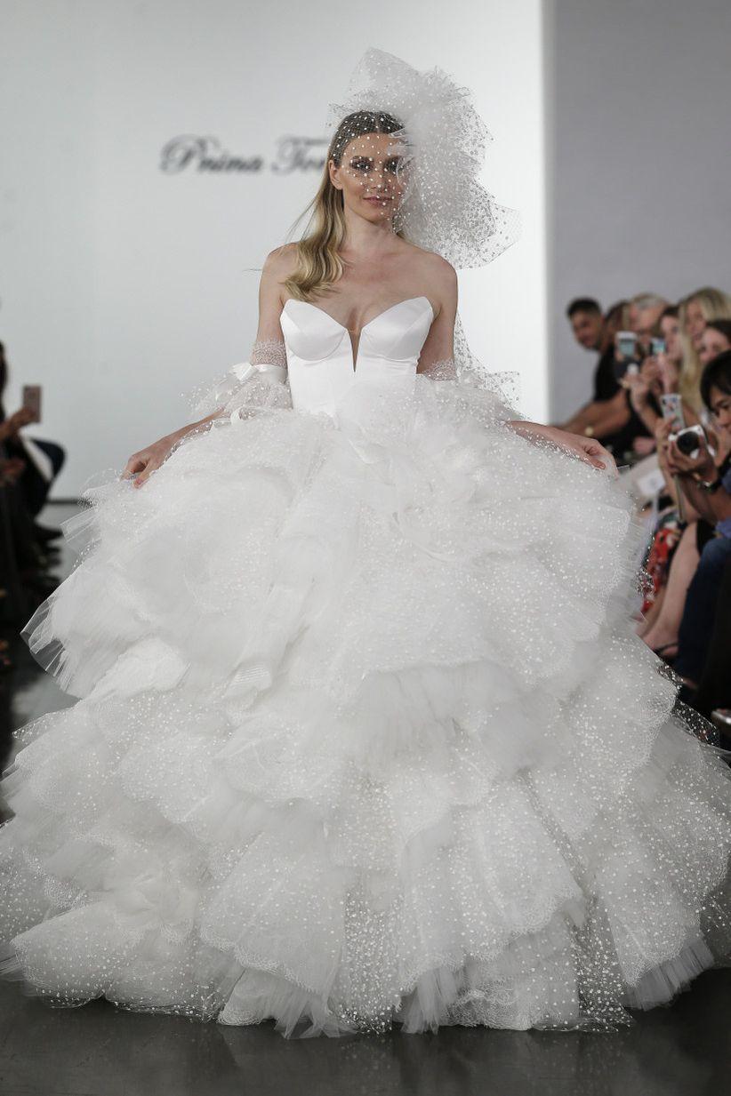 2019 Wedding Dress Trends To Inspire Your Bridal Fashion Weddingwire