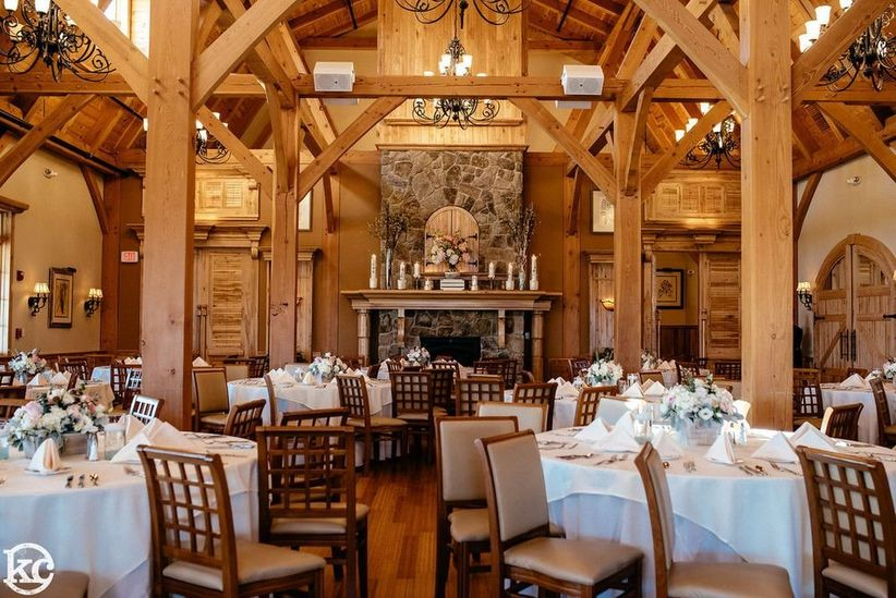 14 Wedding Barns in Maine for Your Rustic Big Day - WeddingWire