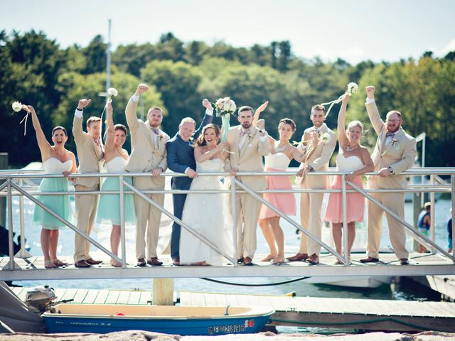 9 Kennebunkport Wedding Venues for a Classic Maine Celebration