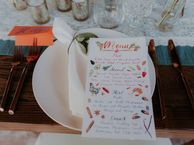 How to Create Wedding Menu Cards