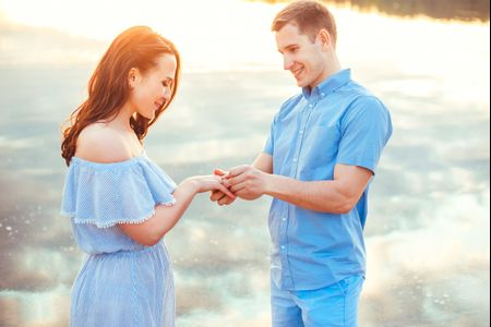 How to Choose What to Wear When You Propose