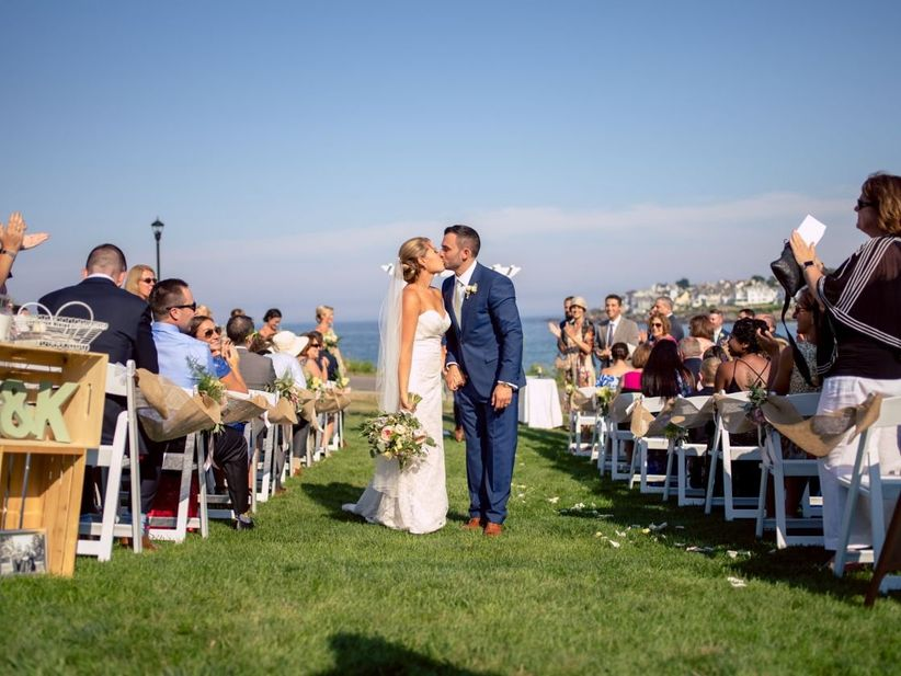 14 Waterfront Wedding Venues in Maine for a Nautical-Style