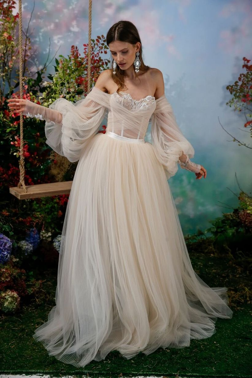 Fairytale Wedding Dresses.18 Fairytale Wedding Dresses For An Enchanted Whimsical Look